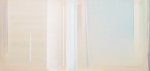 Celeste luminoso, 2014, cm 80x160