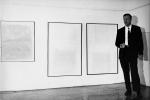 Mostra personale alla Strozzina di Palazzo Strozzi, 1963