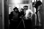 Guarneri con Winfred e Barbara Gaul a Dusseldorf, anni Settanta