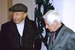 Riccardo Guarneri ed Enrico Castellani, 2005