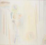 Angelo in piedi, 2002, cm 65x65