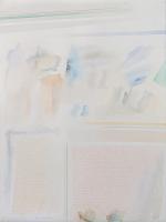 Due pagine scritte, 2002, cm 56x77, carta