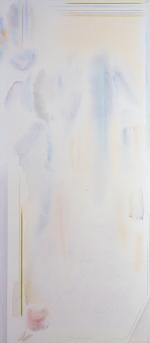 Novembre a Villa Romana, 2000, cm 180x80