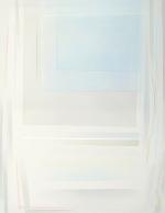 Raddoppio celeste, 2009, cm 180x140