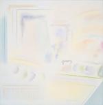 Colori appesi, 1996, cm 65x65