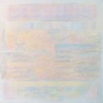 Le lacerazioni, 1986, cm 95x95