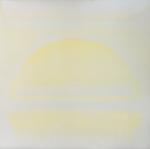 Giallo sferico, 1969, cm 70x65