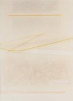 Spazio grafico n. 11, 1962, cm 100x70, collezione Claudio Verna, Roma