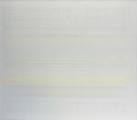 3 strisce con riquadri, 1973, cm 80 x 90, collezione Longini Zompetti, Pieve di Soligo