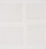 4 rettangoli, 1971, cm 130x123, collezione Lombardini, Firenze