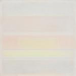 5 strisce colore luce, 1970, cm 95x95