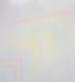 Gradazione di angoli ottusi, 1971, cm 123x123