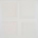 Quattro quasi quadrati, cm 65x65, 1972